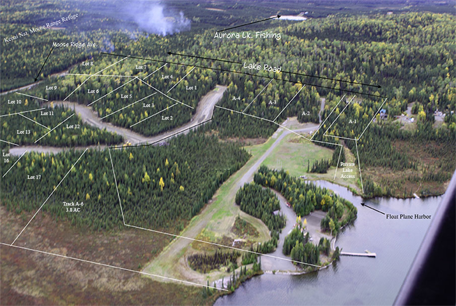 Kenai Lots for Sale